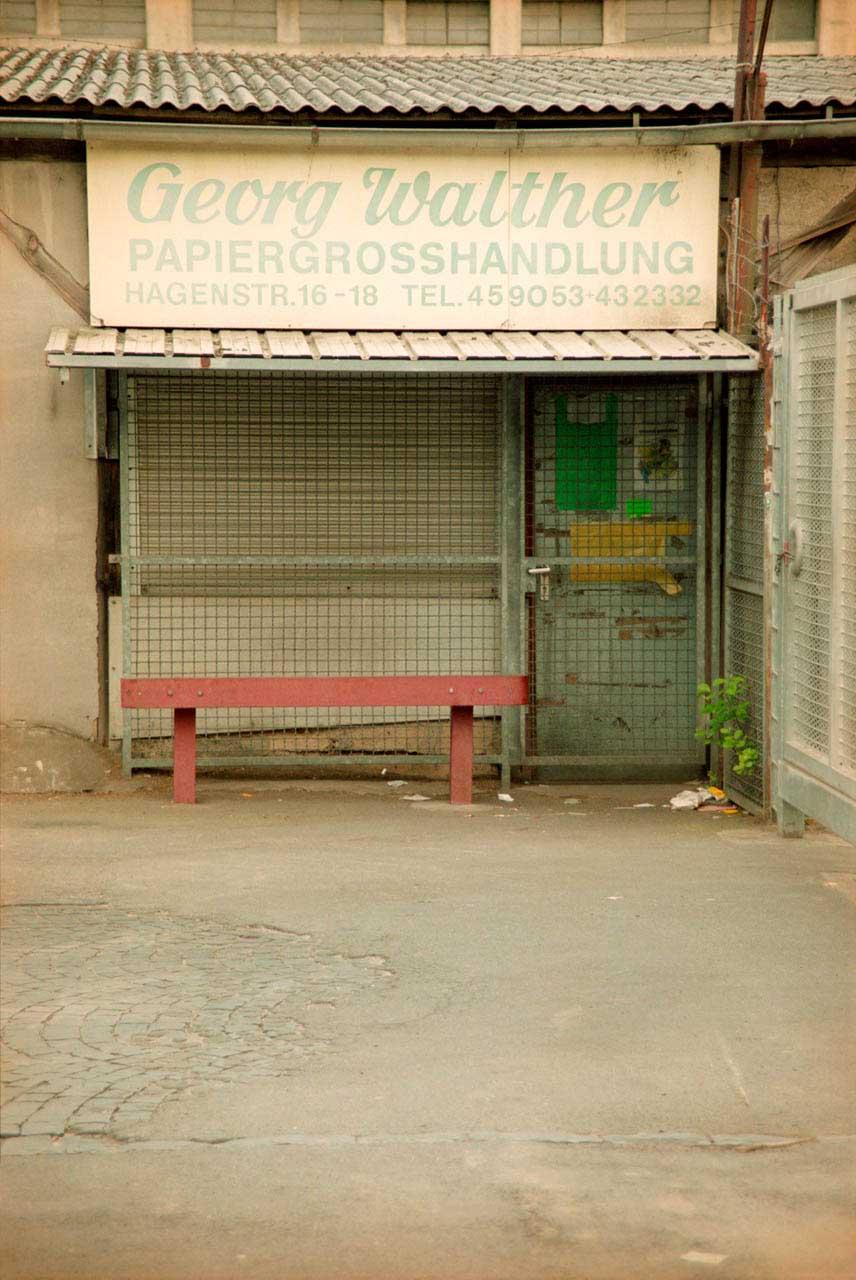 Frank Kambor Kunst & Fotografie, Frankfurt am Main – Route der Industriekultur Rhein-Main 2020 Großmarkthalle