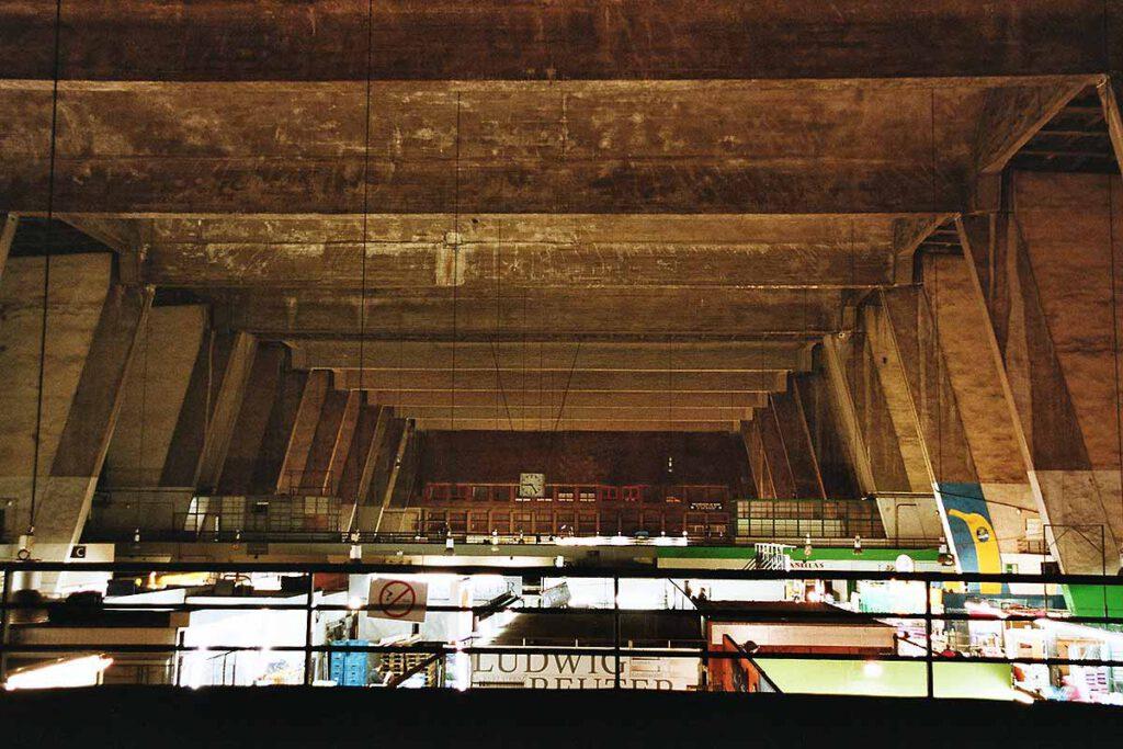 Frank Kambor Kunst & Fotografie, Frankfurt am Main – Route der Industriekultur Rhein-Main 2021 Großmarkthalle